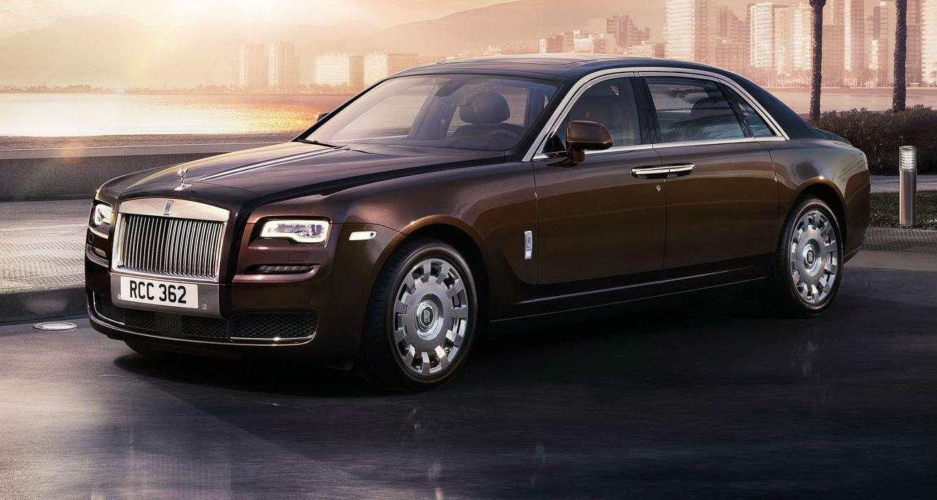 2014 Rolls royce Ghost #20