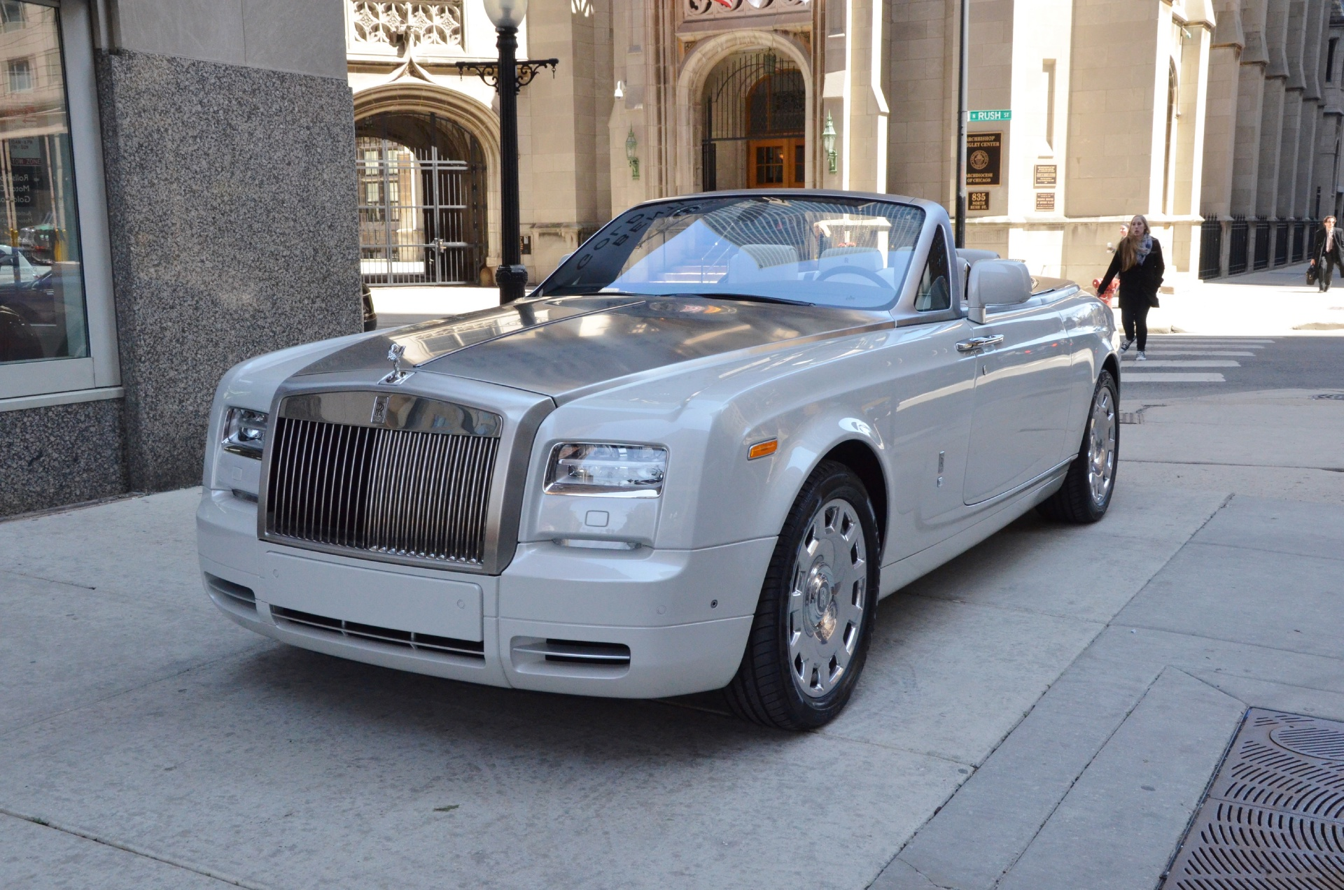 2014 Rolls royce Phantom Drophead Coupe #24