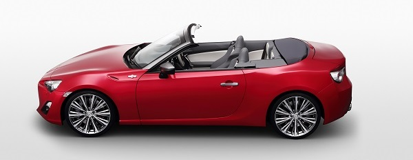 2014 Scion Fr-s Convertible #19