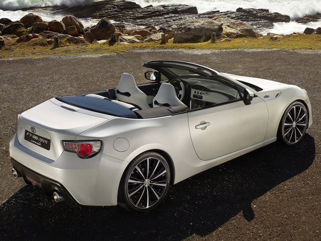 2014 Scion Fr-s Convertible #17