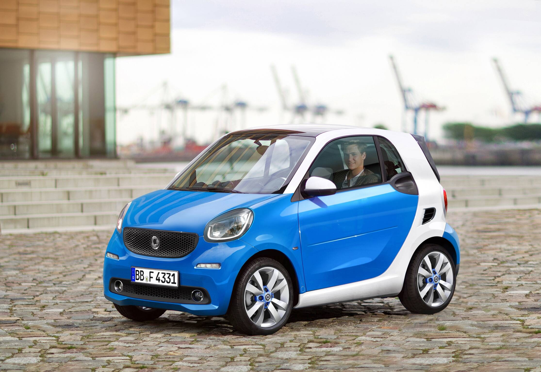 2014 Smart Fortwo #22