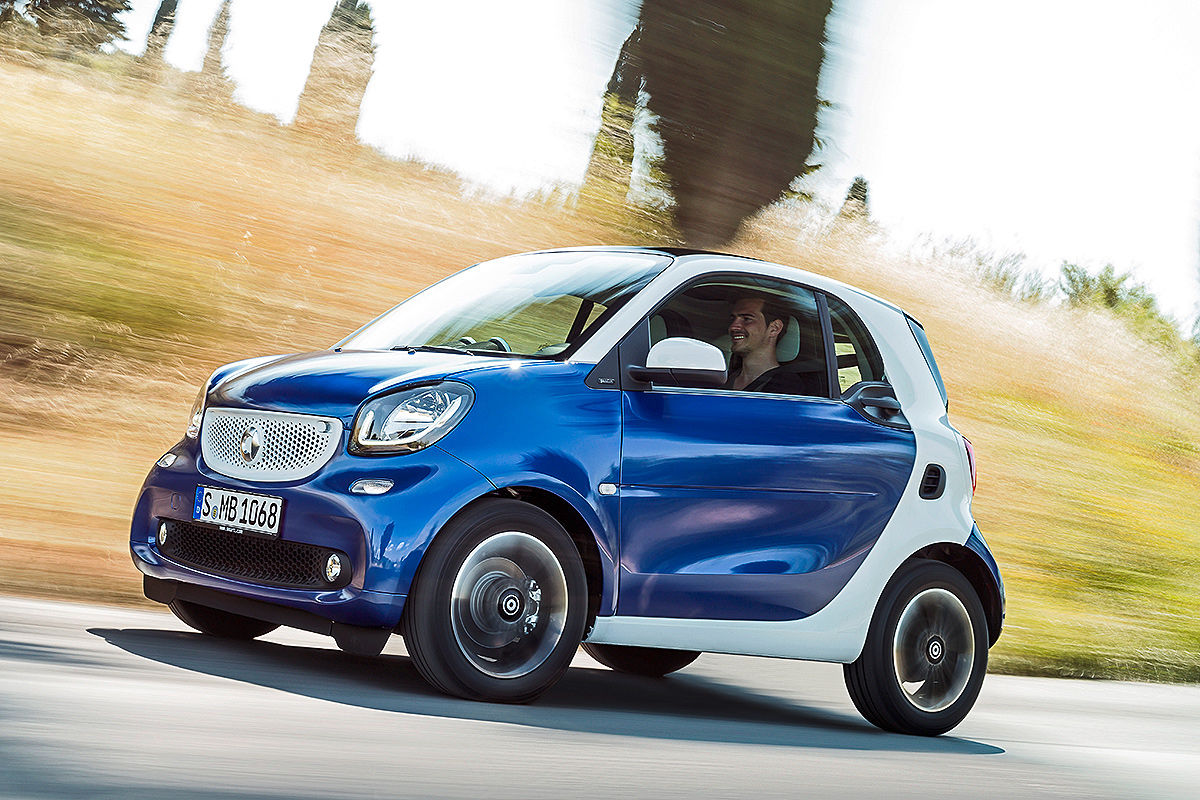 2014 Smart Fortwo #26