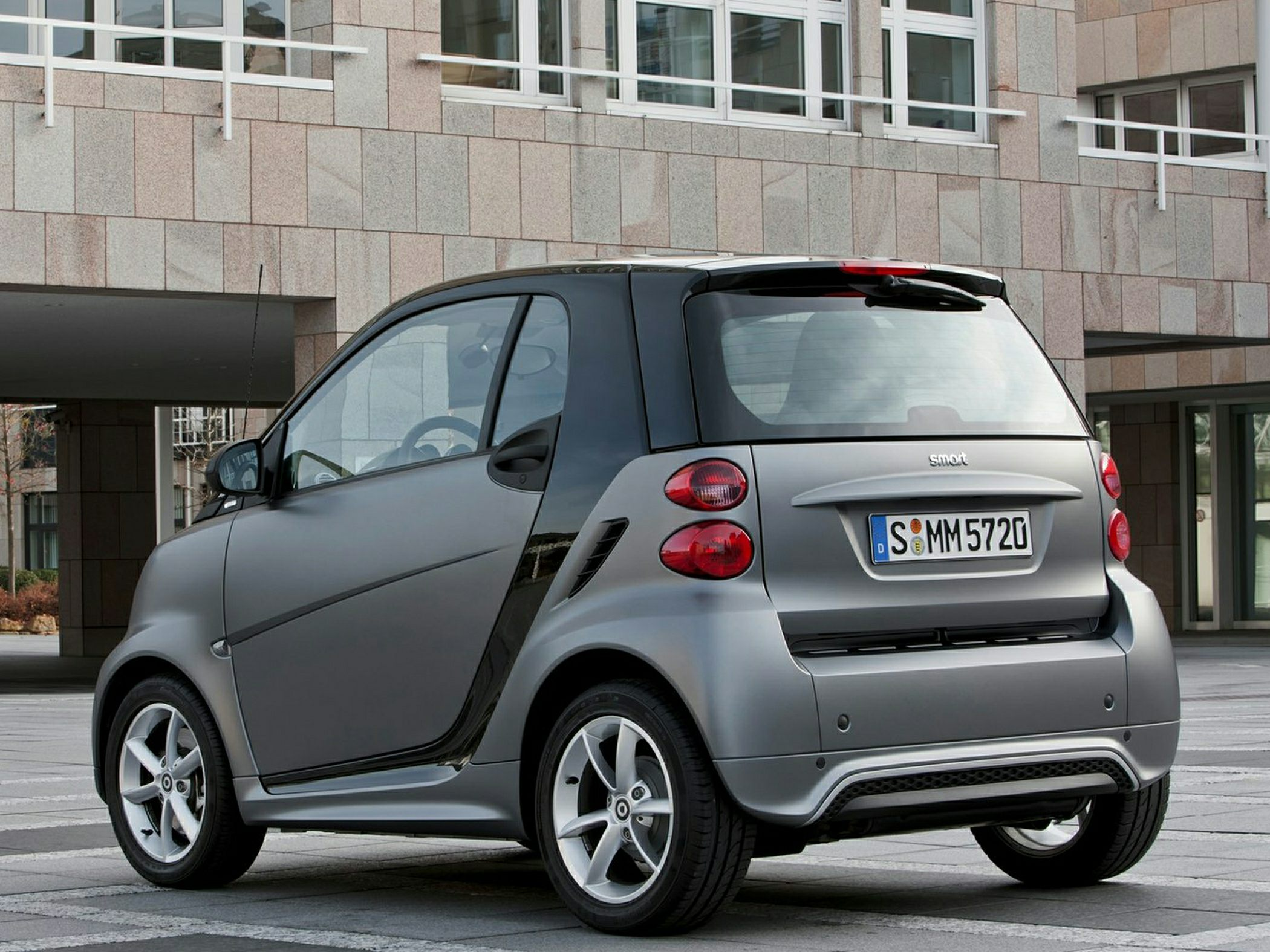 2014 Smart Fortwo #28