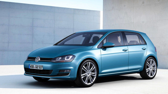 2014 Volkswagen Golf #20