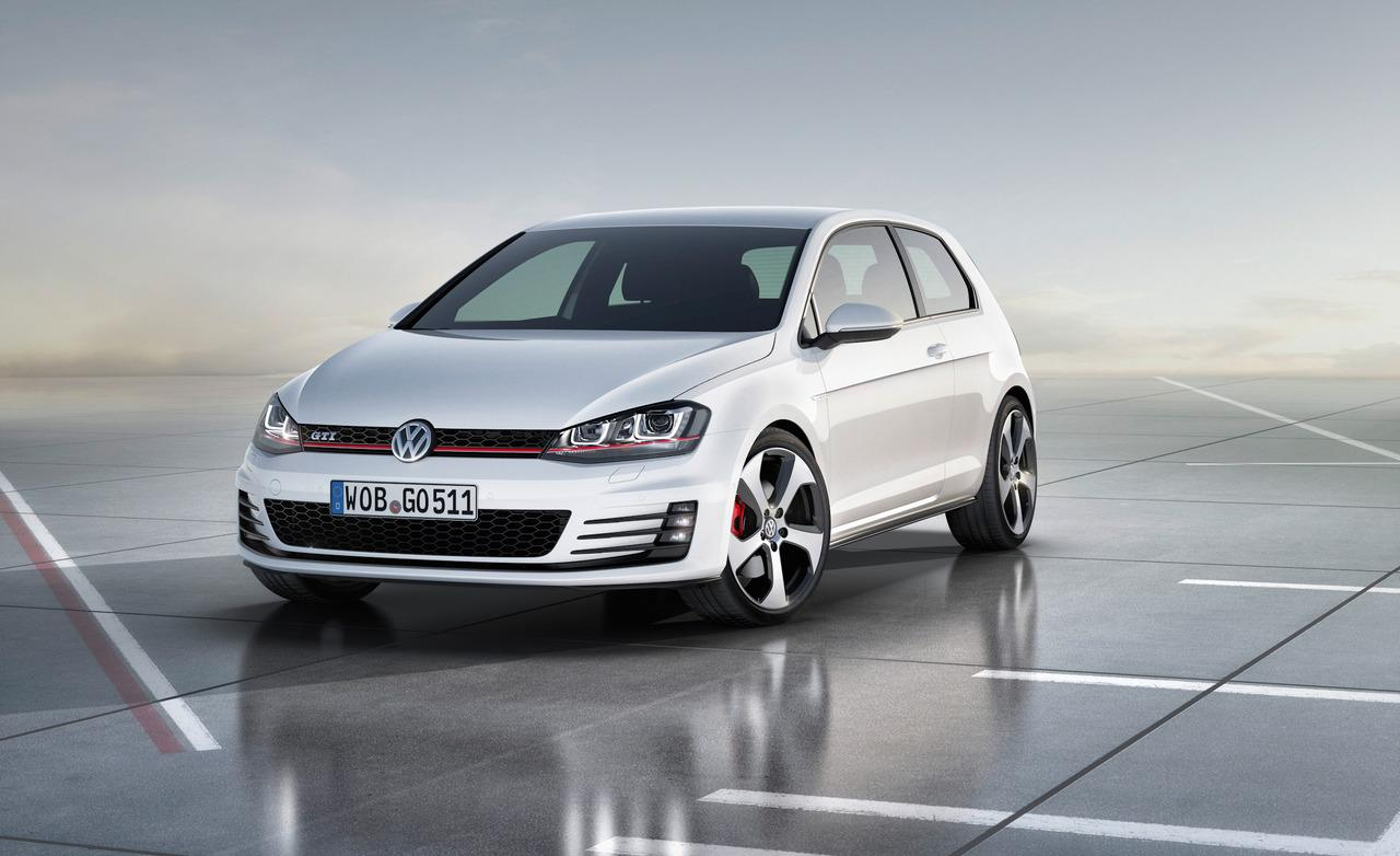 2014 Volkswagen Golf #23