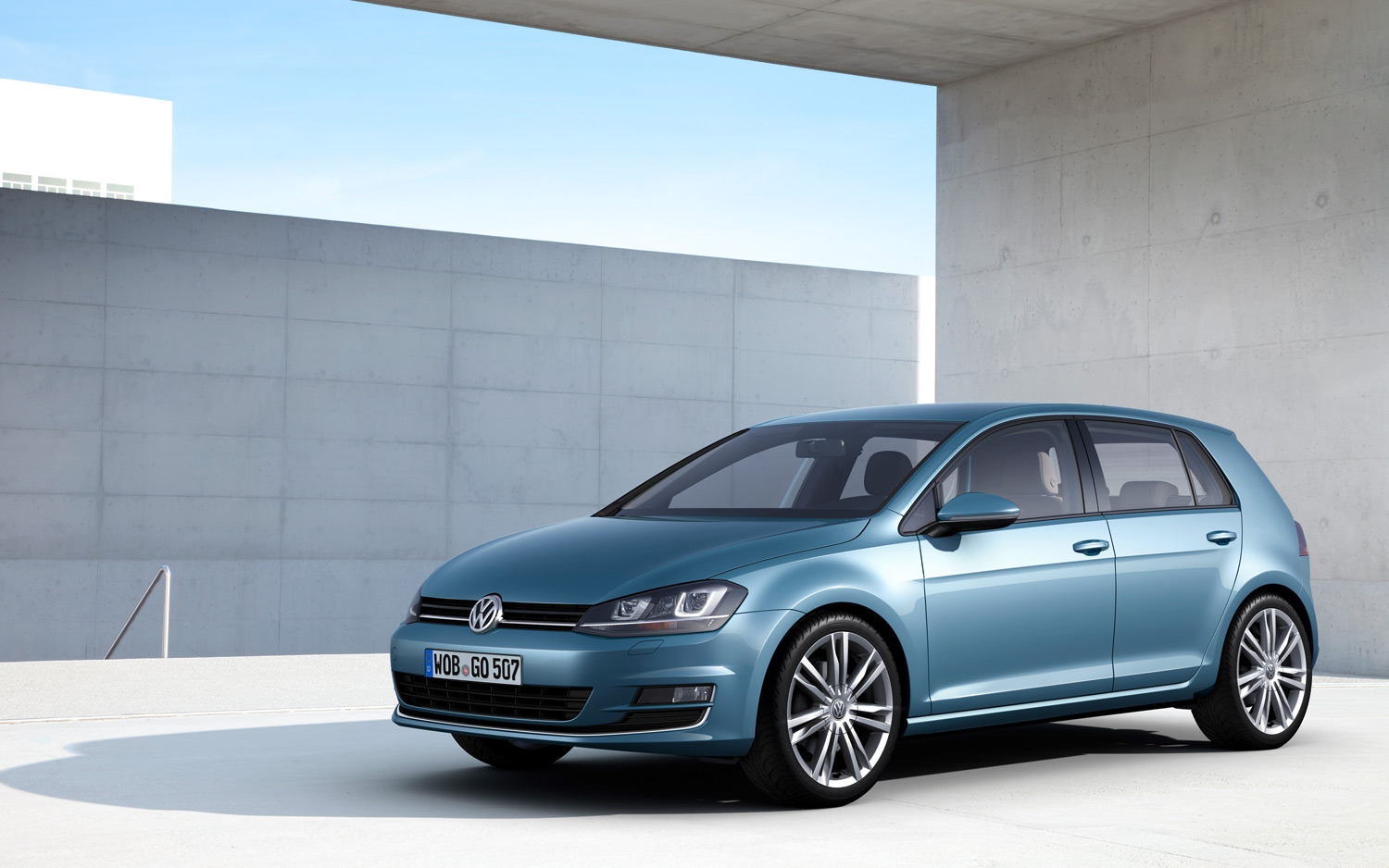2014 Volkswagen Golf #21