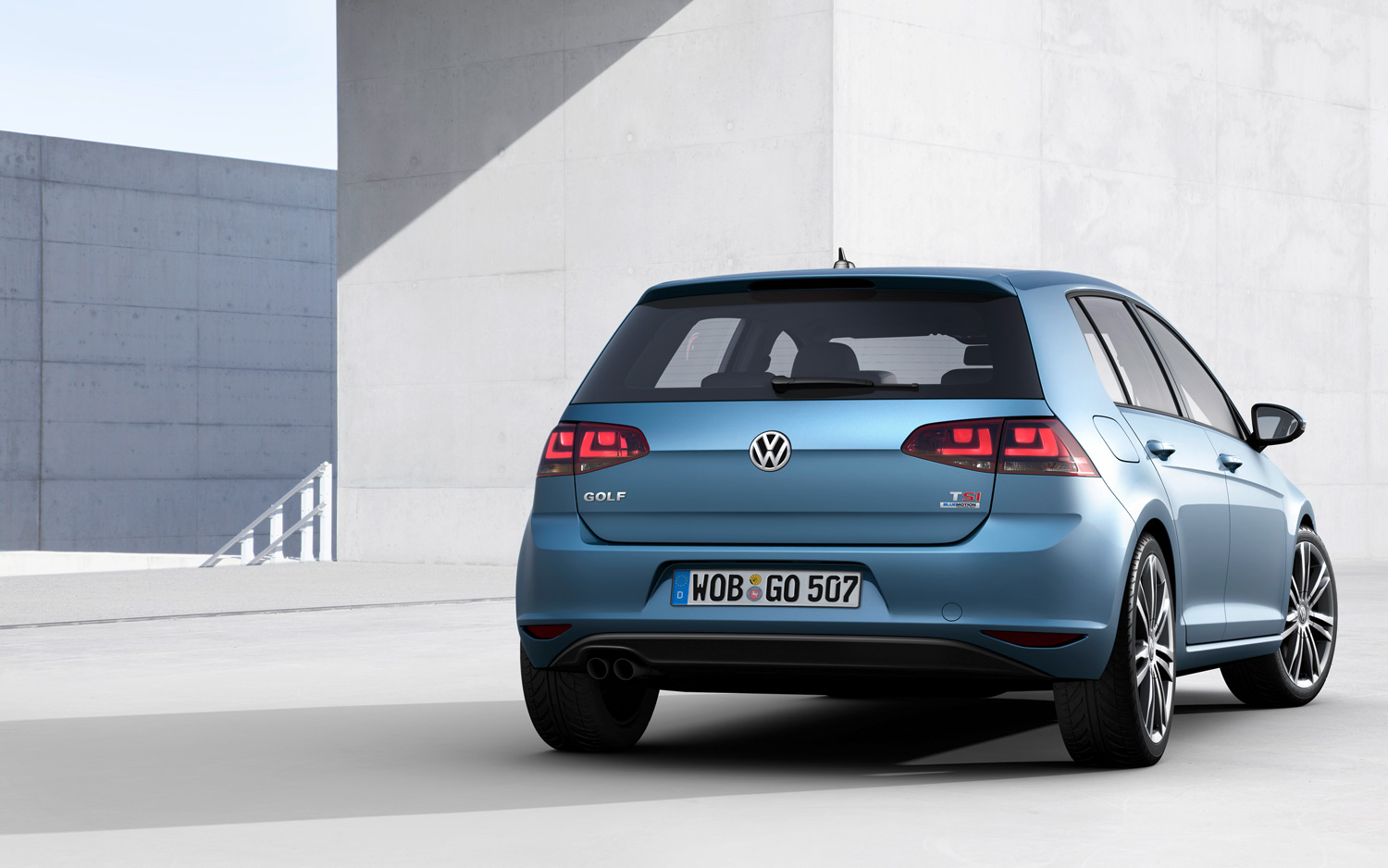 2014 Volkswagen Golf #24