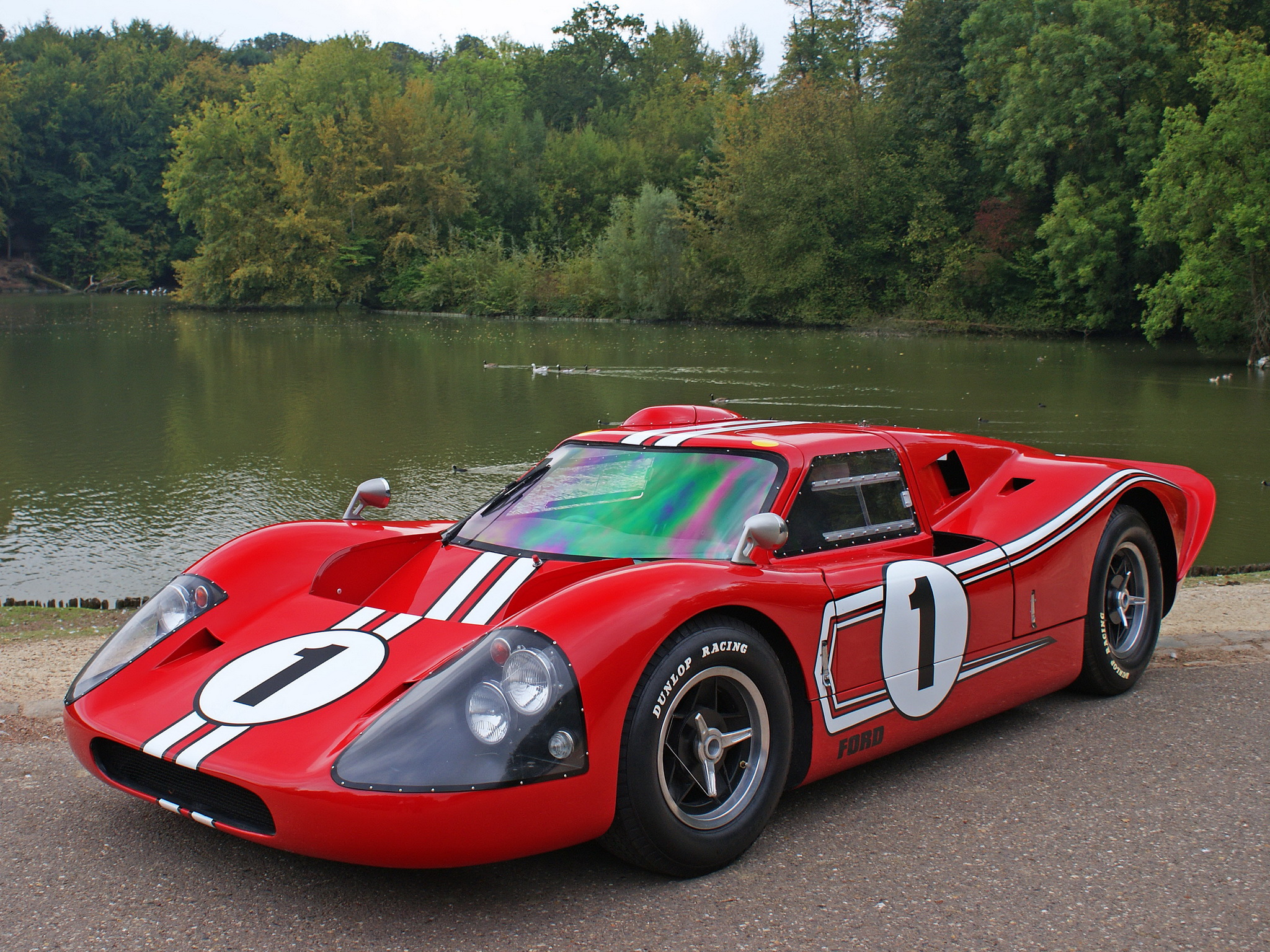 1967 Ford GT 40 #2