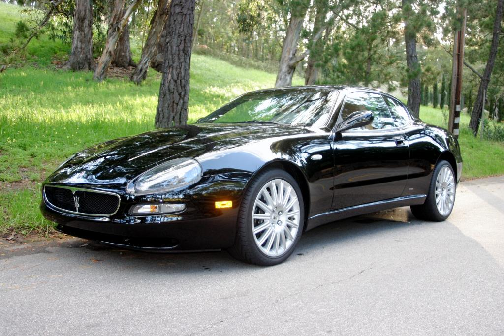 2002 Maserati Coupe Photos Informations Articles