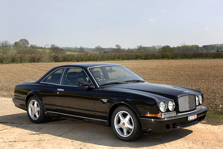 2001 Bentley Continental #1