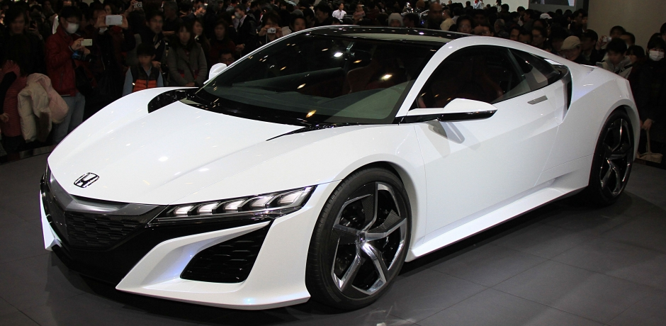 2015 Acura Nsx Photos, Informations, Articles - BestCarMag.com