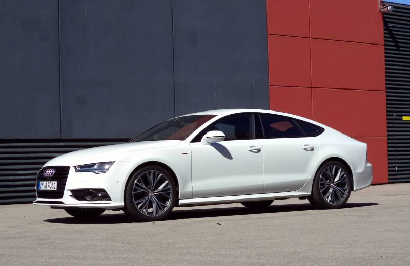 2015 Audi A7 Photos, Informations, Articles - BestCarMag.com