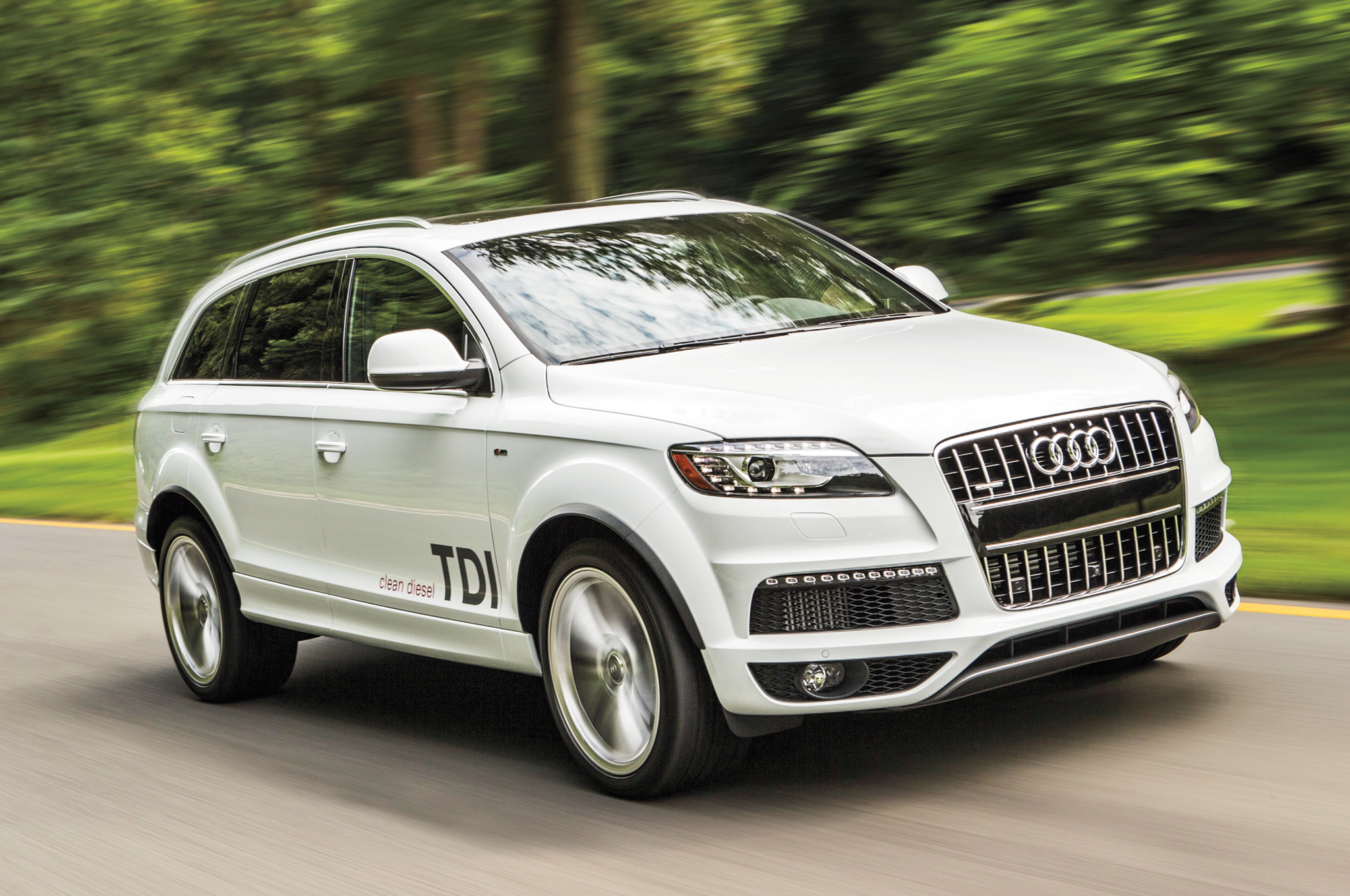 Audi Suv Q7 New Car Release Information