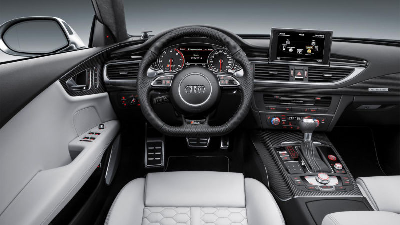 2015 Audi Rs 7 Photos, Informations, Articles - BestCarMag.com