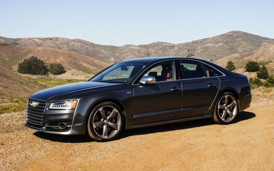 2015 Audi S8 Photos Informations Articles Bestcarmag
