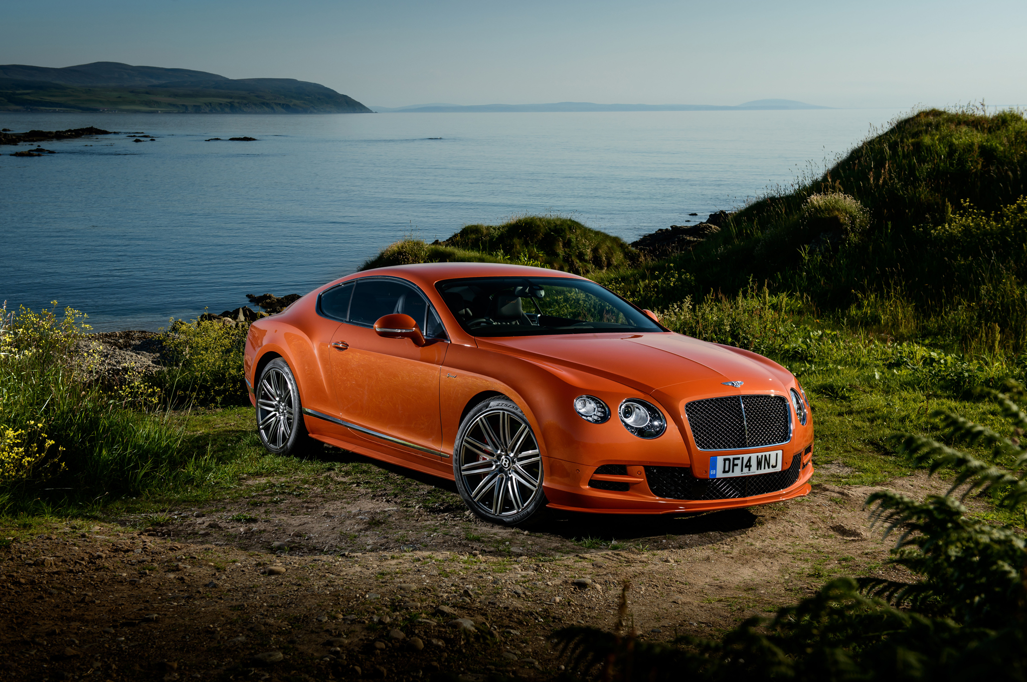 2015 Bentley Continental Gt #22
