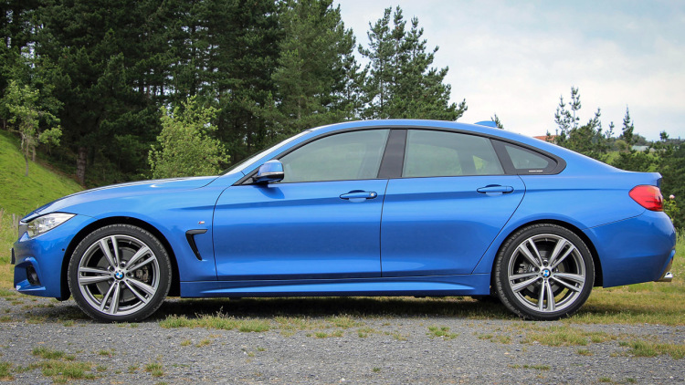 2015 Bmw 4 Series Gran Coupe #5