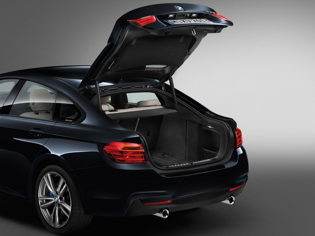 2015 Bmw 4 Series Gran Coupe #6
