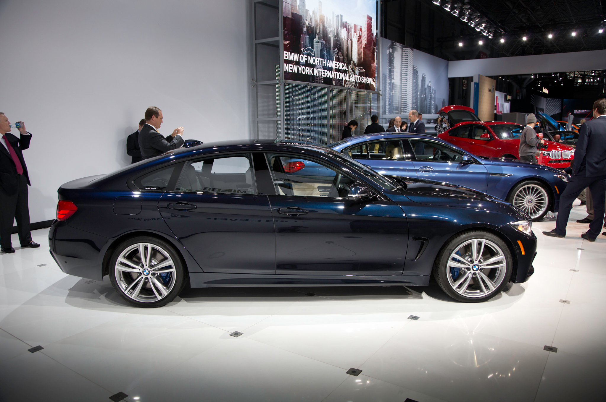 2015 Bmw 4 Series Gran Coupe #2