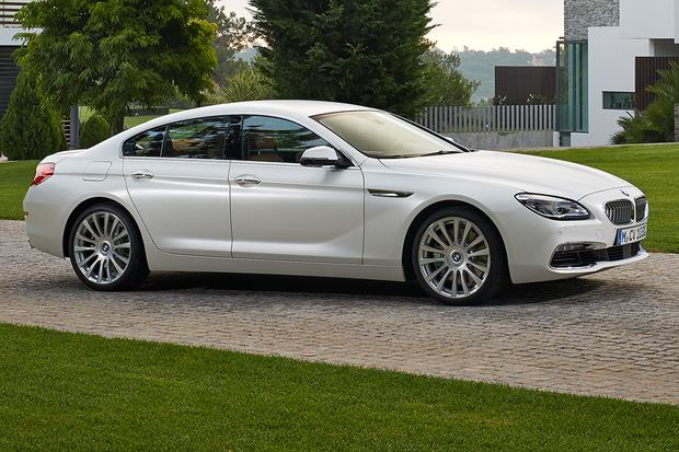 2015 Bmw 6 Series Gran Coupe #7