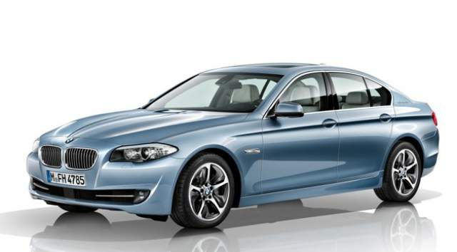 2015 Bmw Activehybrid 5 #7
