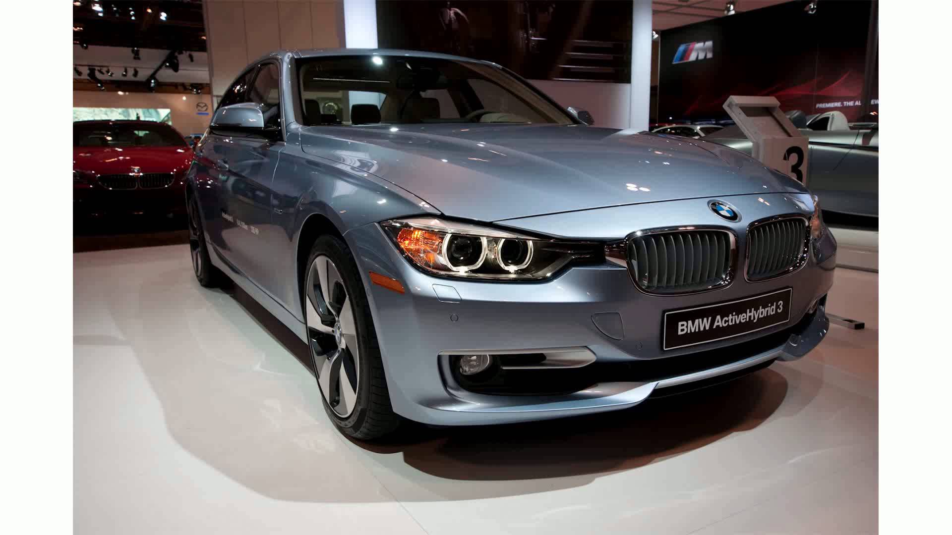 2015 Bmw Activehybrid 5 #2