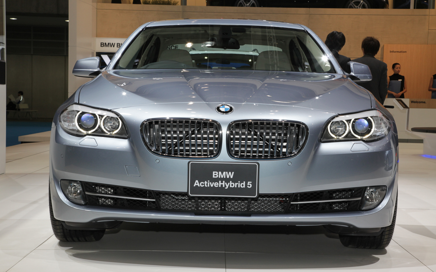 2015 Bmw Activehybrid 5 #6