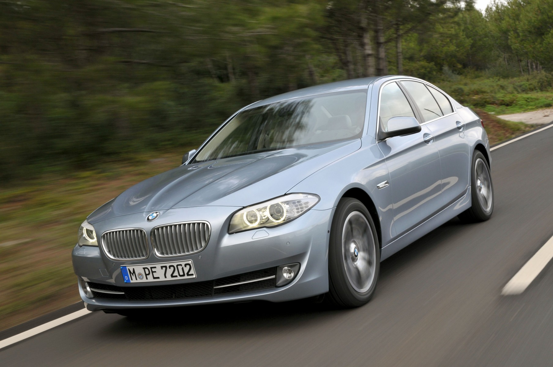 2015 Bmw Activehybrid 5 #11