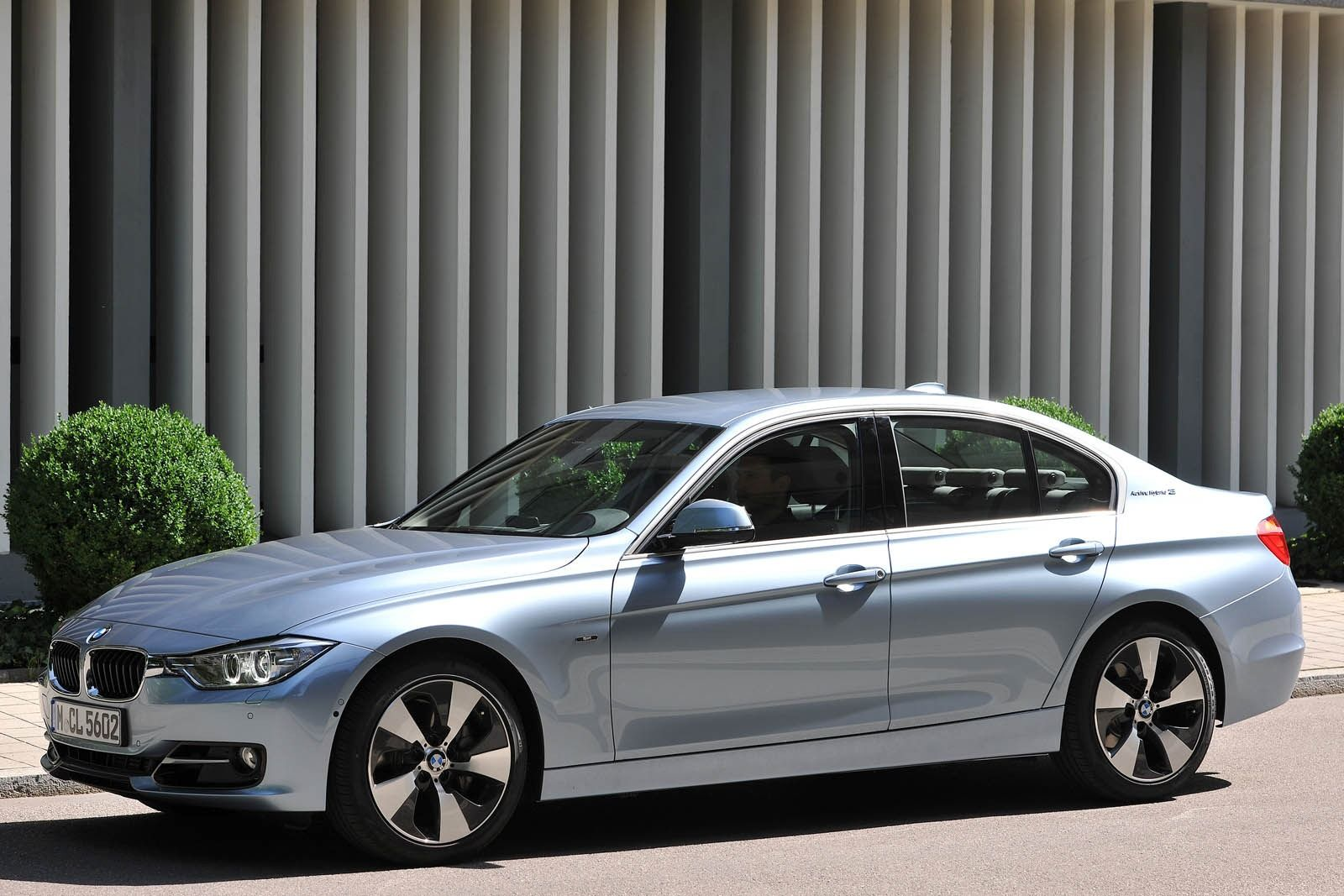 2015 Bmw Activehybrid 5 #3