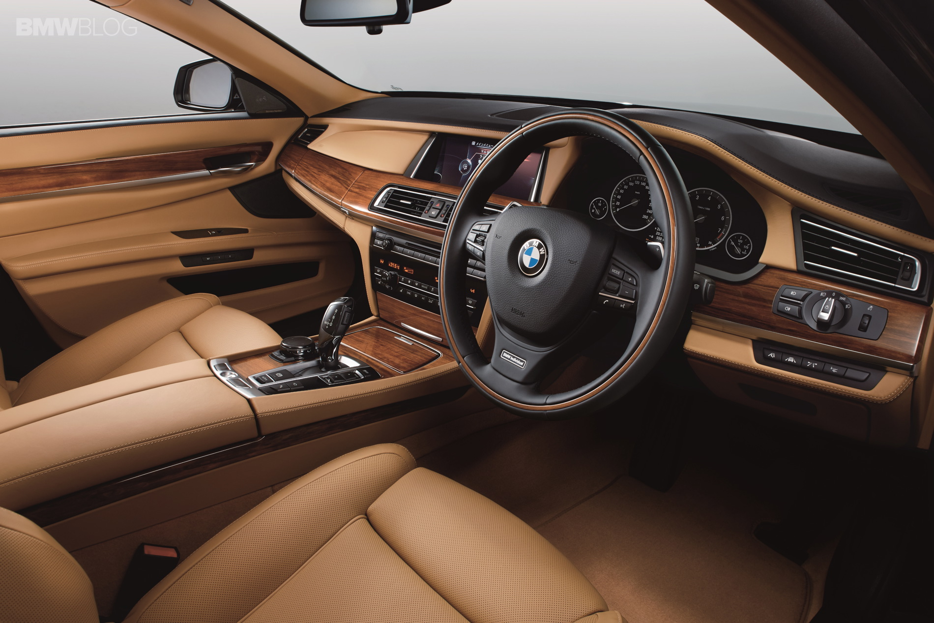 2015 Bmw Activehybrid 7 #5