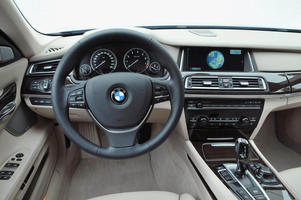 2015 Bmw Activehybrid 7 #12