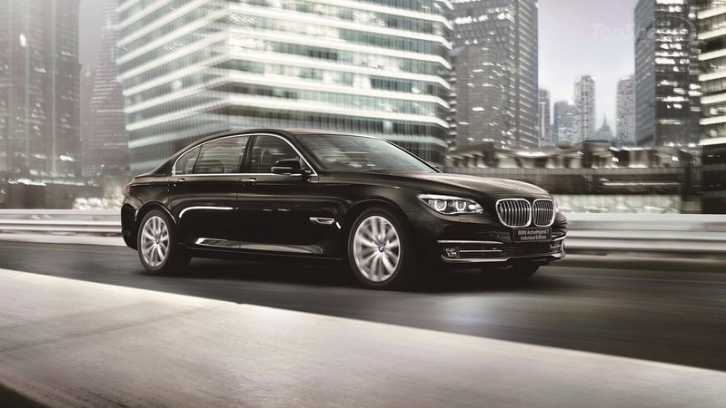 2015 Bmw Activehybrid 7 #3
