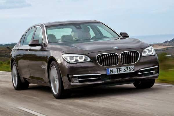 2015 Bmw Activehybrid 7 #9