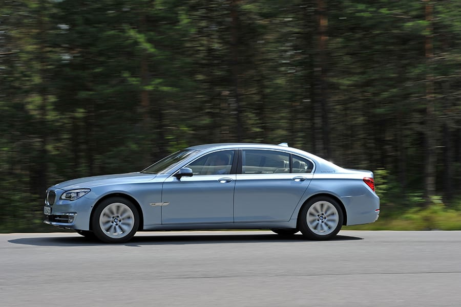 2015 Bmw Activehybrid 7 #11