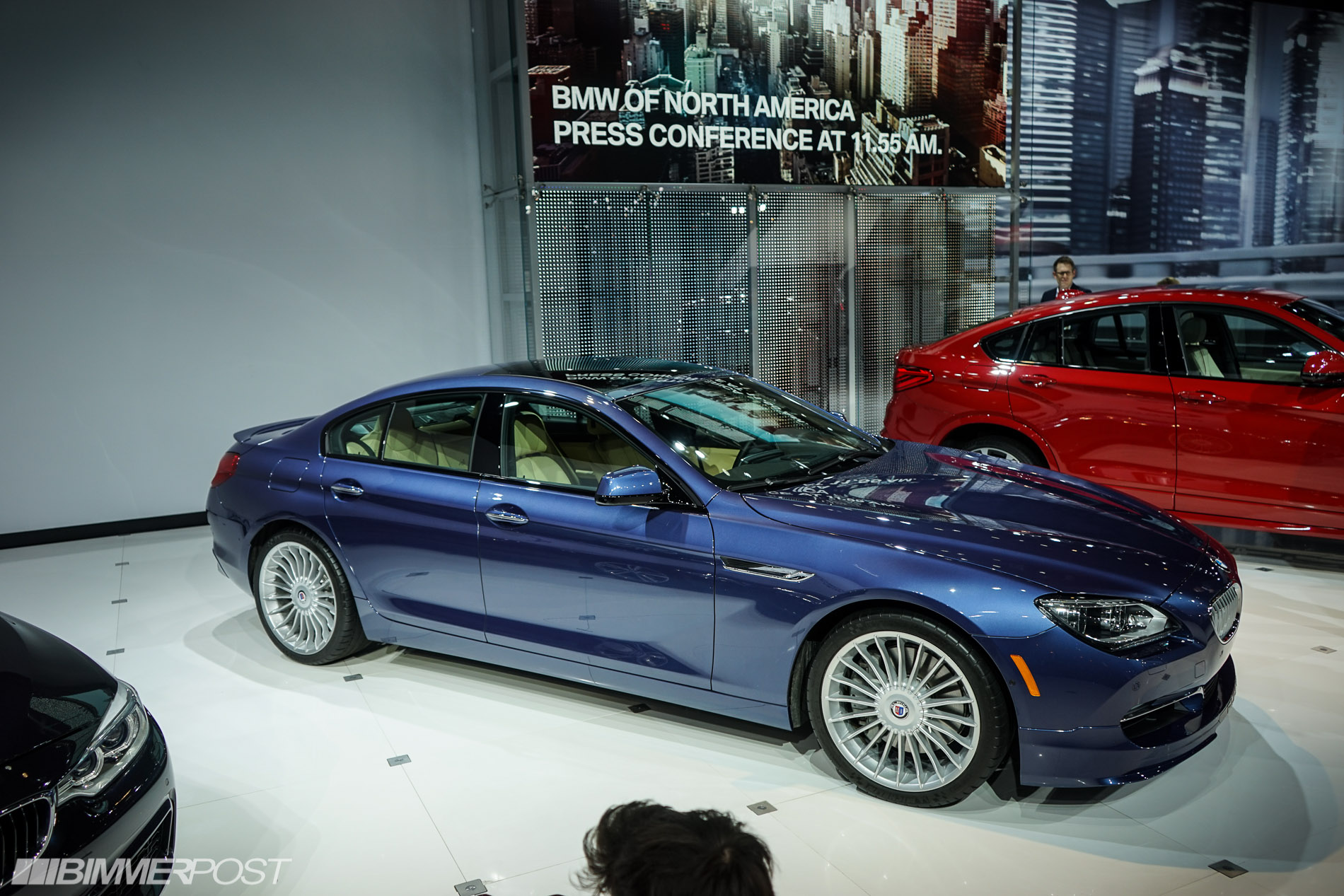 2015 Bmw Alpina B6 Gran Coupe #3