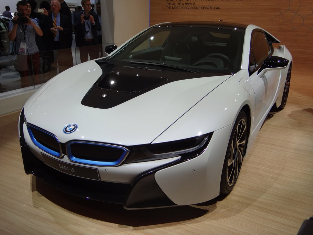 2015 Bmw I8 Photos Informations Articles Bestcarmag Com