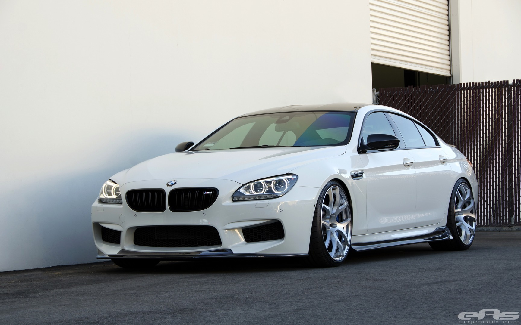 2015 Bmw M6 Gran Coupe #5