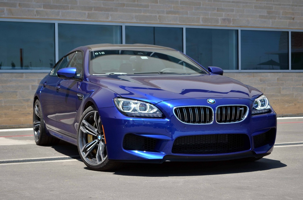 2015 Bmw M6 Gran Coupe #7