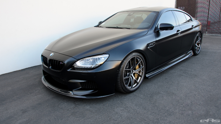 2015 Bmw M6 Gran Coupe #8