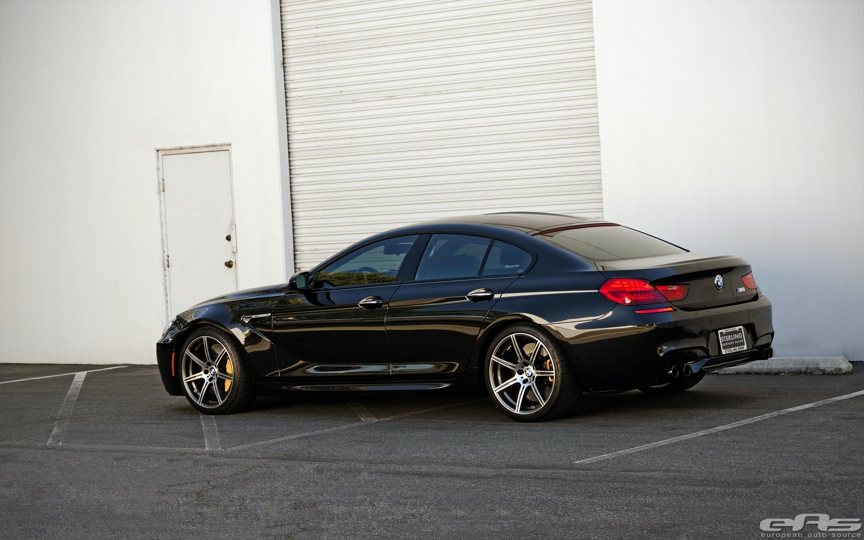 2015 Bmw M6 Gran Coupe #3