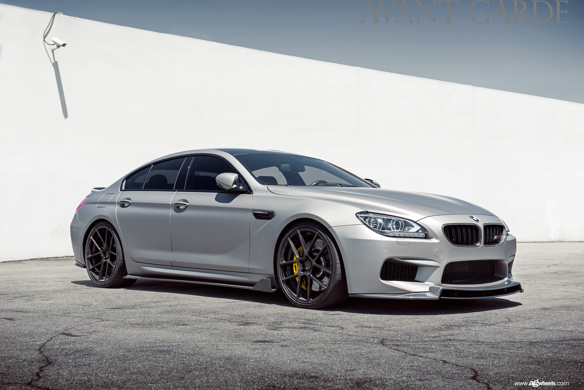 2015 Bmw M6 Gran Coupe #9