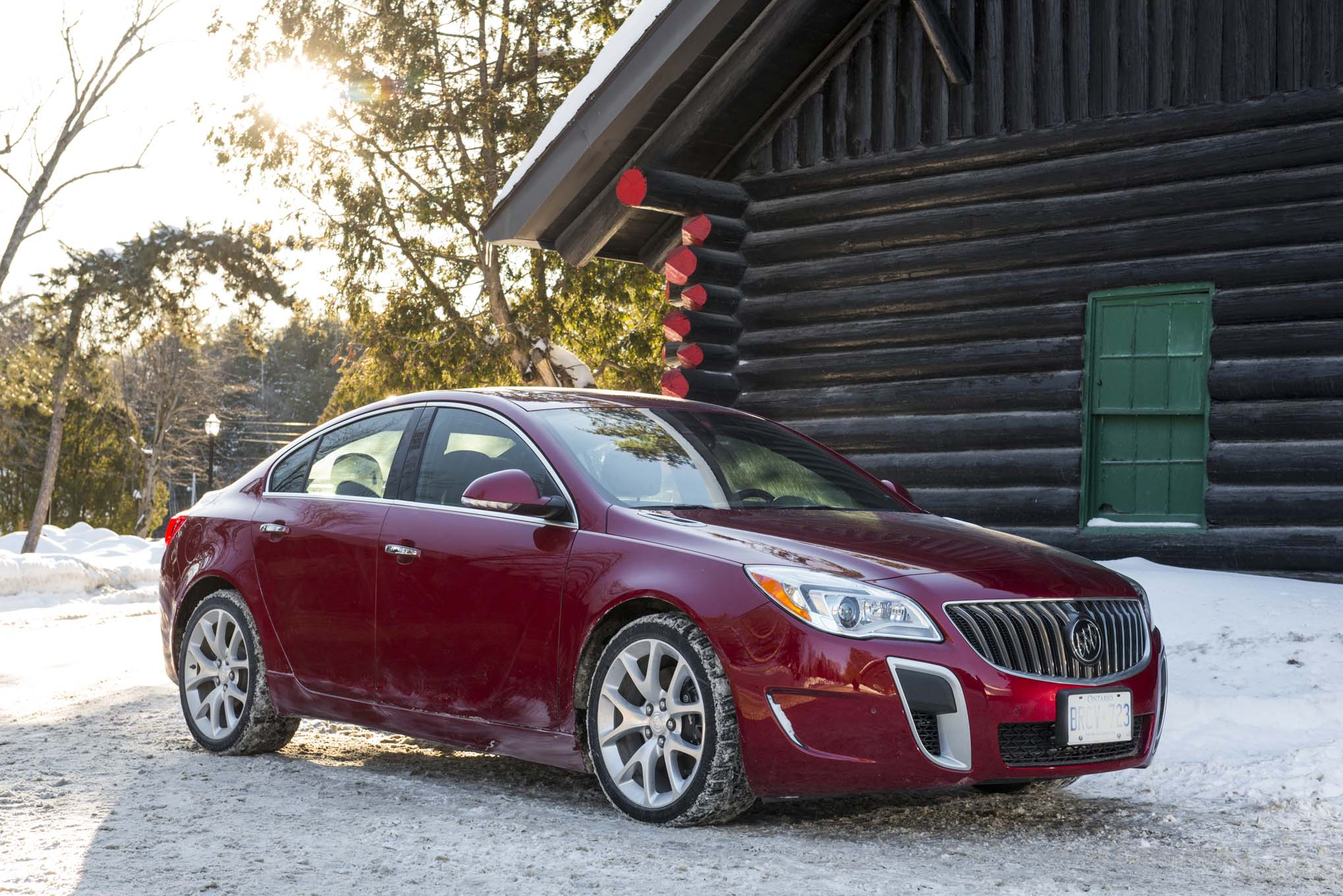 2015 Buick Regal #17