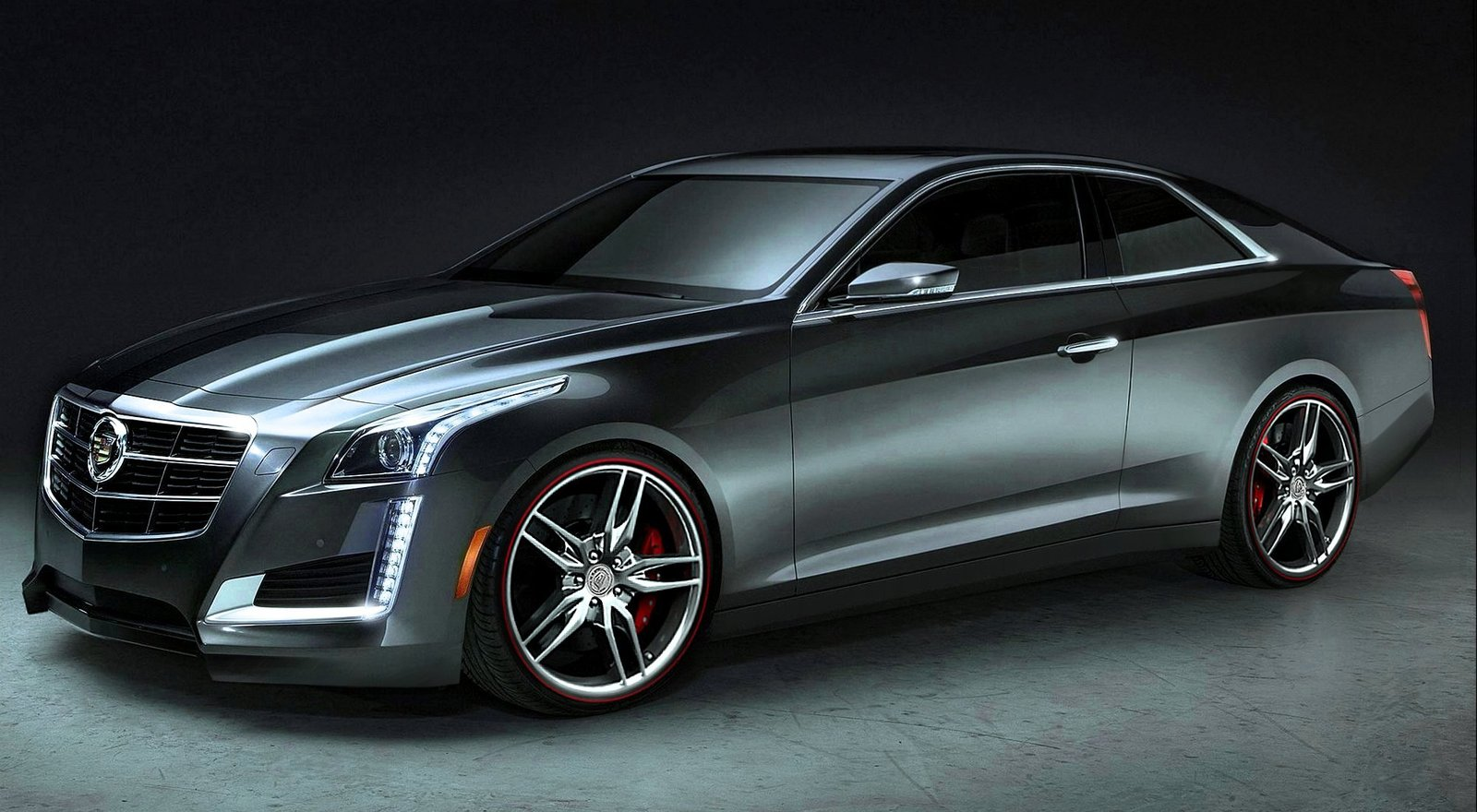 2015 Cadillac Cts-v Coupe #17