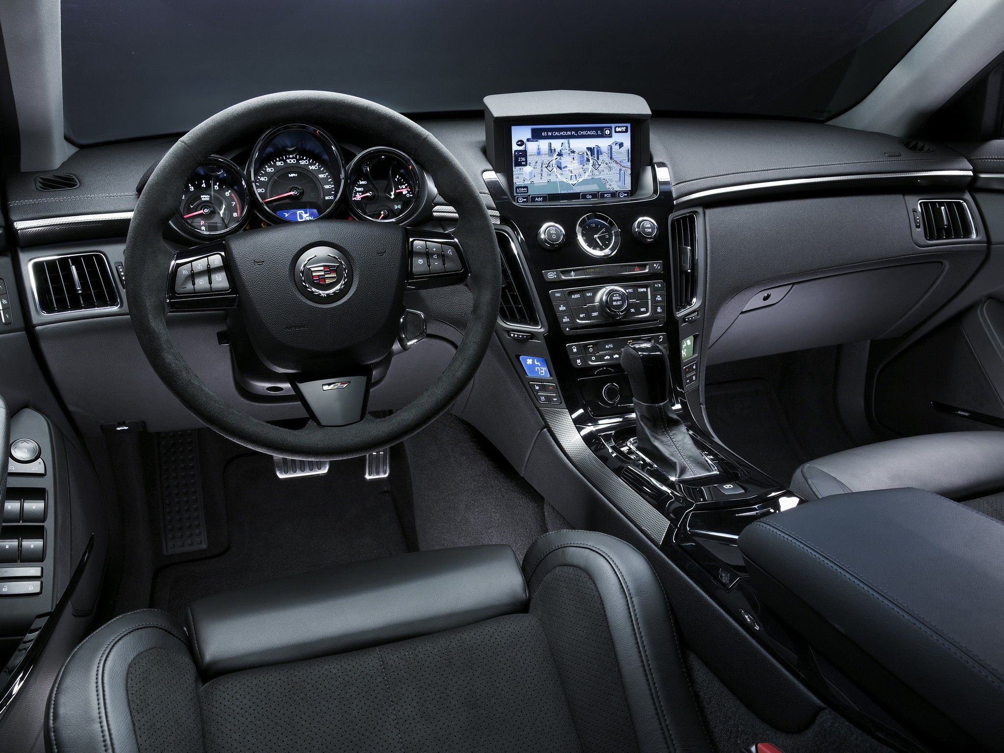 2015 Cadillac Cts-v Coupe #19