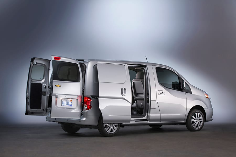 2015 Chevrolet City Express #18