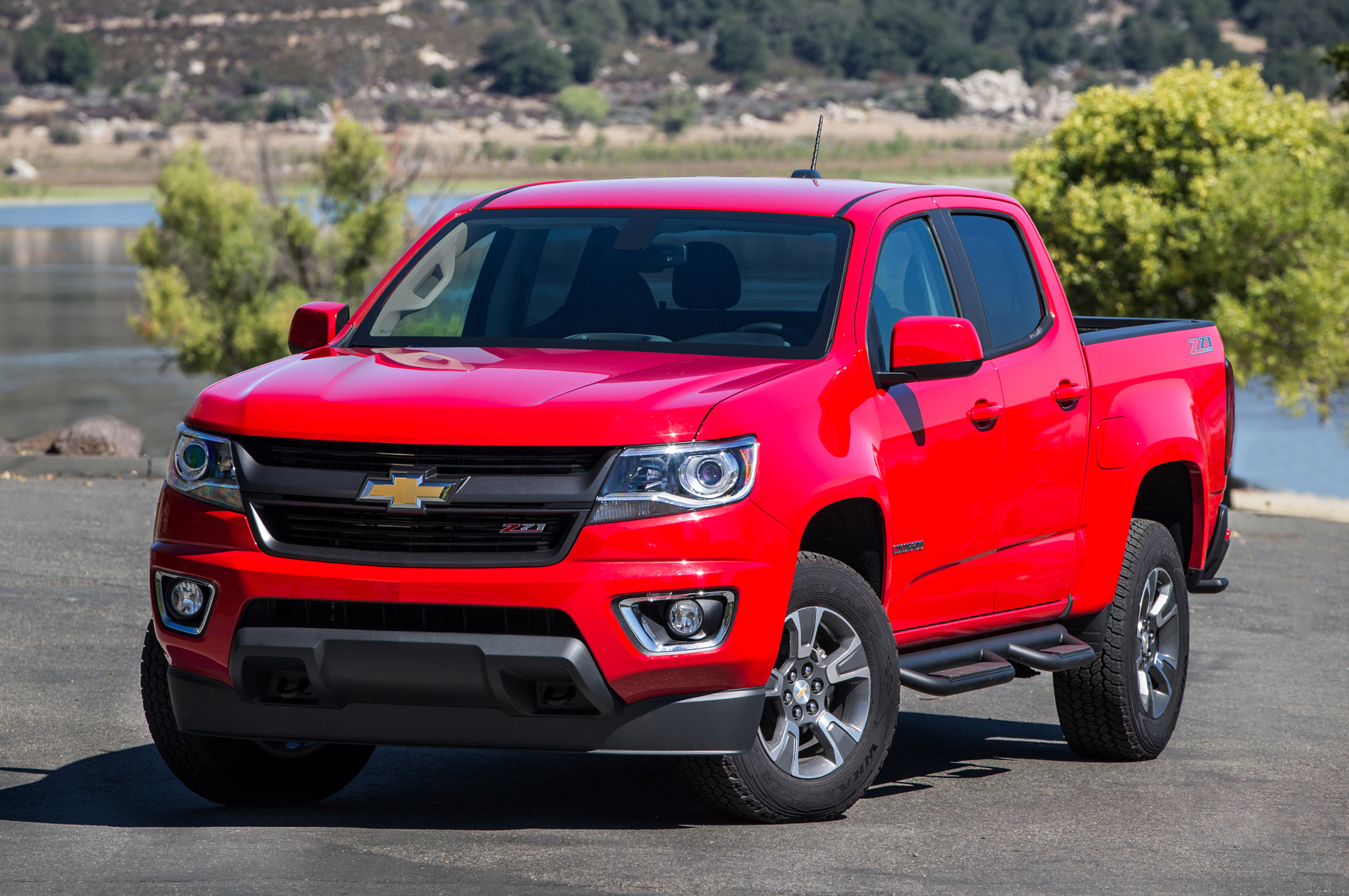 2015 Chevrolet Colorado #22