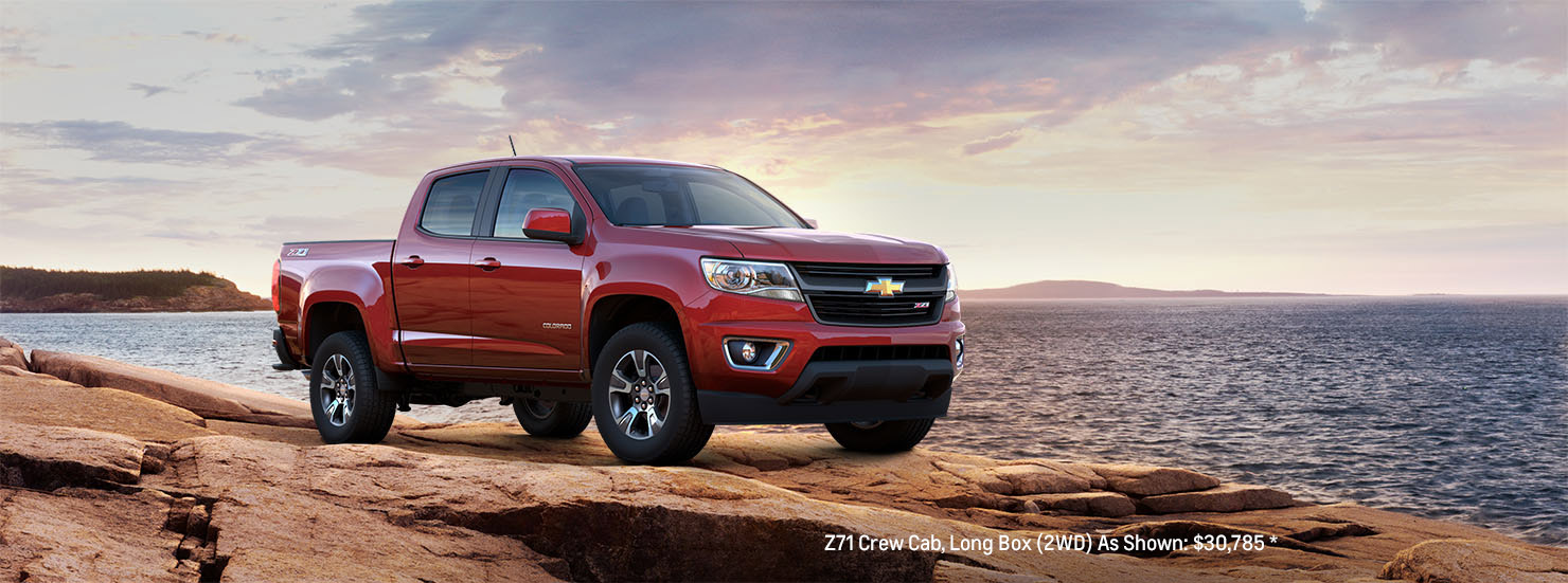 2015 Chevrolet Colorado #19