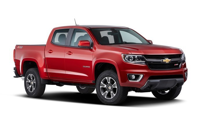 2015 Chevrolet Colorado #20