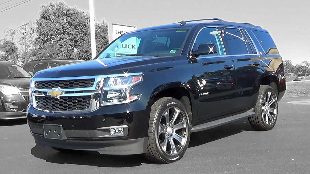 chevrolet for sale used suv tahoe ltz