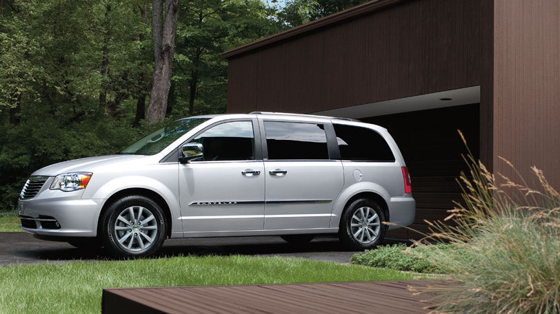 2015 Chrysler Town And Country #19
